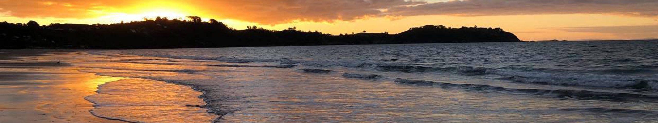 Onetangi Sunset