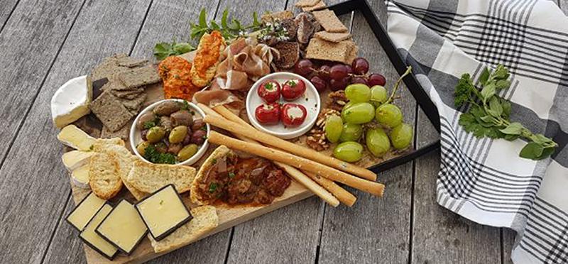 Food platter