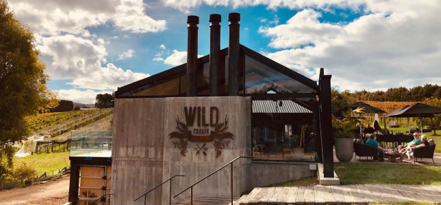 Wild on Waiheke Location
