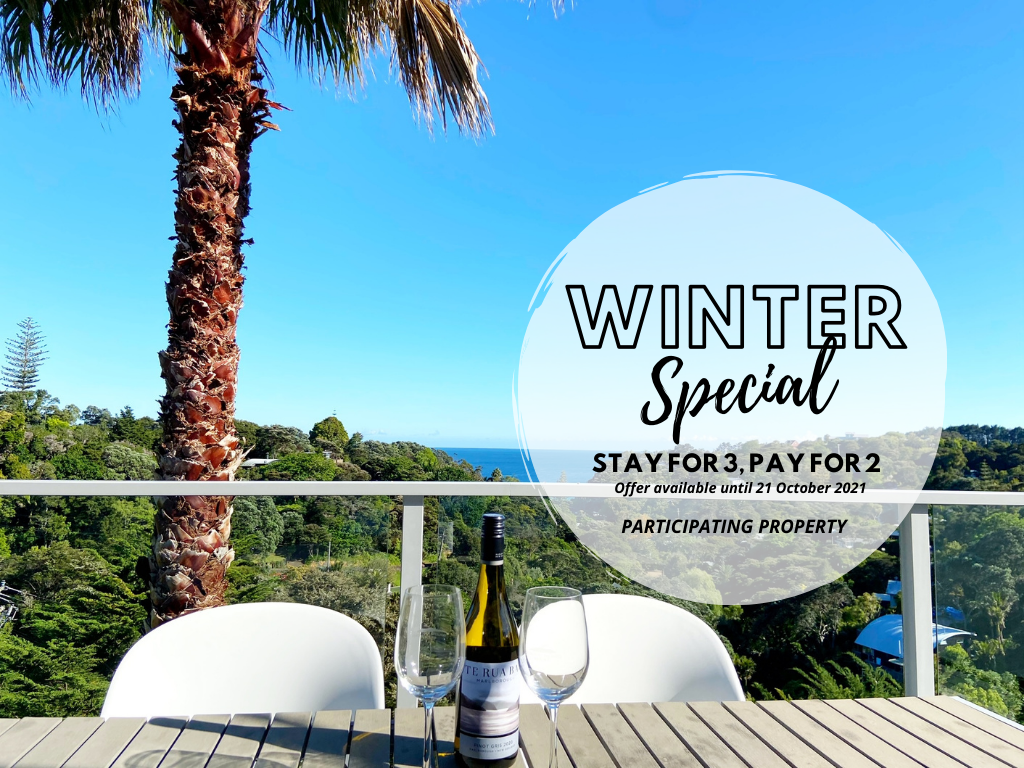 Bayview Villa, Palm Beach - Stay 3, Pay for 2