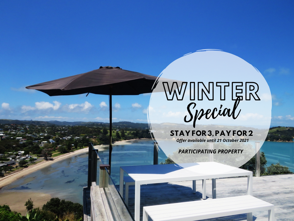 Matenga Views, Surfdale - Stay 3, Pay for 2