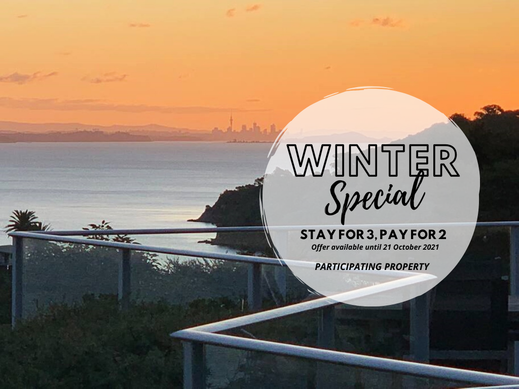 UnaOne, &#332miha- Stay 3, Pay for 2