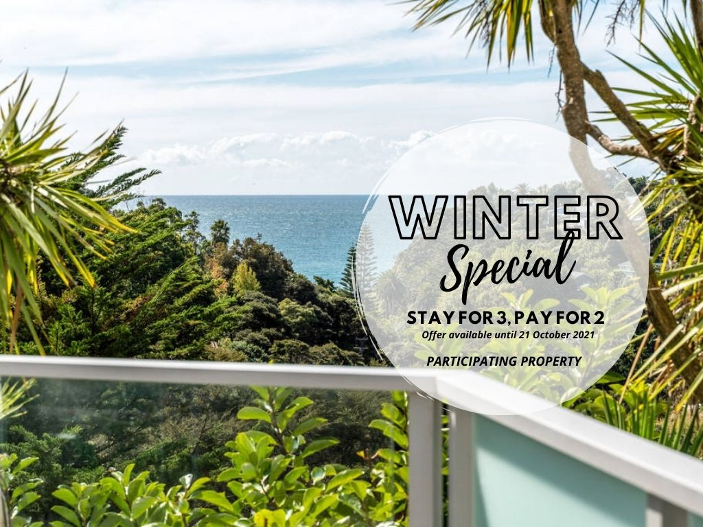 Villa Haven, Palm Beach- Stay 3, Pay for 2