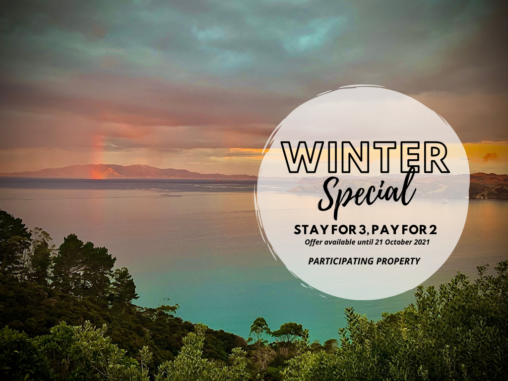 Seaview Sojourn , Onetangi - Stay 3, Pay for 2